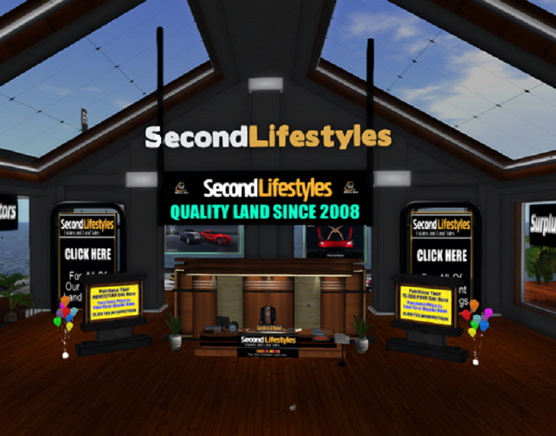 Second Lifestyles Quality Land since 2008